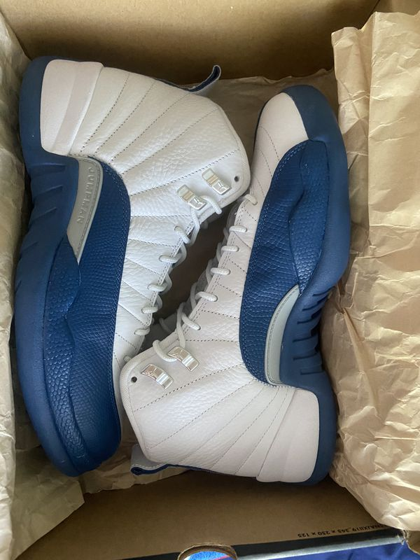 French Blue 12s