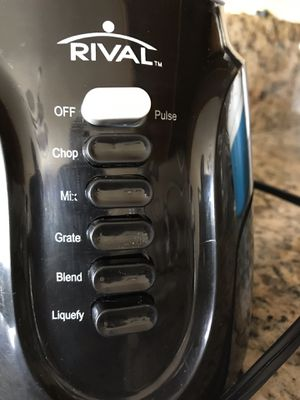 Rival blender for Sale in Madera, CA