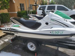 Kawasaki STX r1200 dose 70 very fast for Sale in Fort Lauderdale, FL
