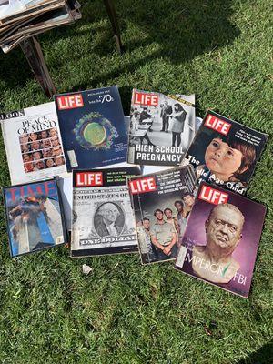 Vintage magazine bundle 7 for Sale in Stoughton, MA