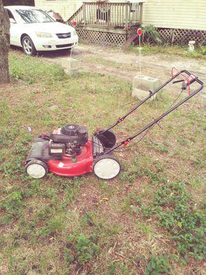 """Troybilt 21"""" deck self-propelled mower for Sale in Hudson, FL"""