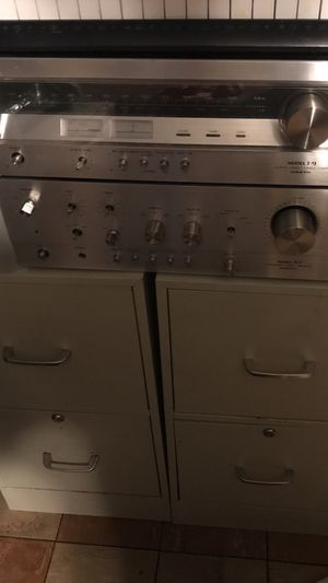 Onkyo receiver and amp for Sale in Wheaton, MD
