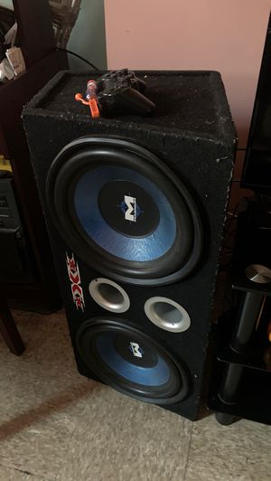 Car speakers for Sale in Brooklyn, NY