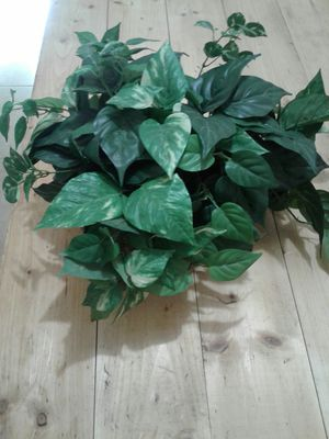 Artificial Plant Arrangement in Lovely basket for Sale in Miami, FL