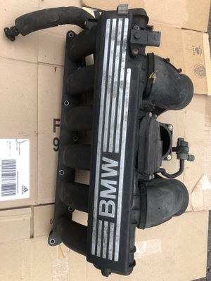 BMW n52 engine manifold used oem no problem for Sale in East Rutherford, NJ