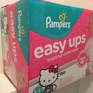 Easy-ups Hello Kitty- 3t/4t for Sale in Irvington, NY