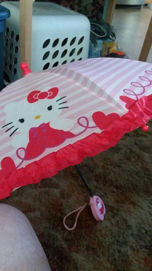 Hello kitty umbrella for Sale in Preston, IA