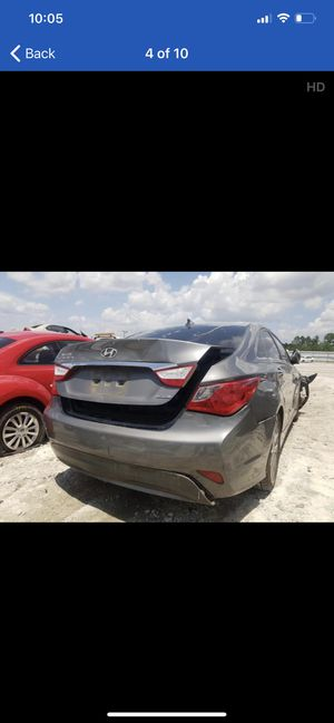 Hyundai Sonata 2011,2012,2013,2014,2015 parting out for Sale in Opa-locka, FL