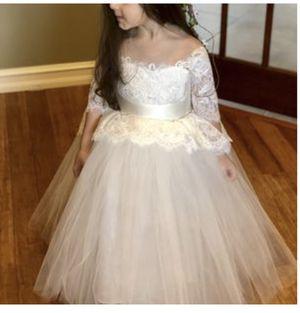 Flower girl dress for Sale in Pembroke Pines, FL