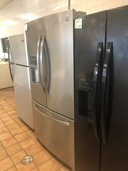 $39 TAKE HOME! MESSAGE NOW! Refrigerator Fridge Kenmore Bottom Freezer #2465 for Sale in Washington,  DC