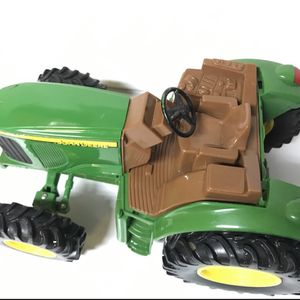 "Big Still Metal Tractor John Deere tractor big DieCast 10"" long ERTL for Sale in Kirkland, WA"