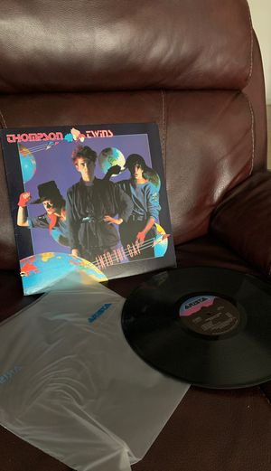 Thompson twins into the gap 1984 lp record for Sale in Hollywood, FL