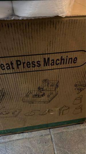 Heat Press Machine for Sale in Brooklyn, NY