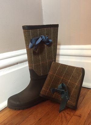 J. Crew Rain Boot Size 6 for Sale in Pittsburgh, PA