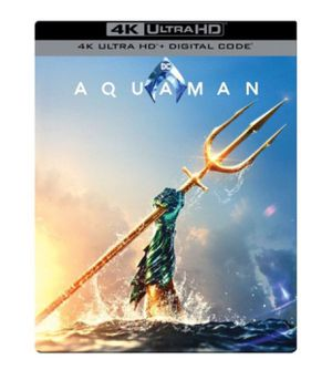 Aquaman 4K Digital Code for Sale in Garden Grove, CA