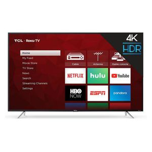 "TCL 65"" Roku 4K UHD HDR Smart TV for Sale in Arcadia, CA"