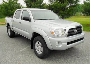 crackerjack dory Toyota tacoma Double Cab 4WD 2007 estimable dream for Sale in Spring Hill, FL