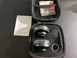 Divi Phone Lens Attachment Kit for Sale in Tampa, FL