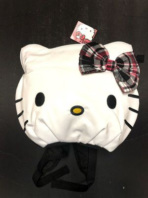 Brand NEW! Hello Kitty Novelty Kids Backpack For Everyday Use/Outdoors/Traveling/Birthday Gifts/Easter Gifts $18 for Sale in Carson, CA