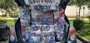 FACE MASKS ALL SIZES ALL AGES. for Sale in Kissimmee, FL