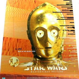 Star Wars Masterpiece Edition C-3PO Large Collector Figure for Sale in Brooklyn, NY