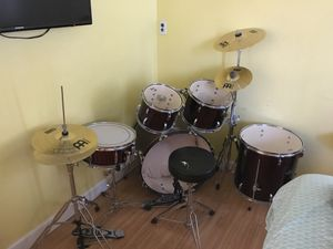 Pearl roadshow drum set for Sale in Lake Wales, FL