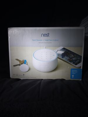 Nest Alarm System and Security Camera for Sale in San Francisco, CA