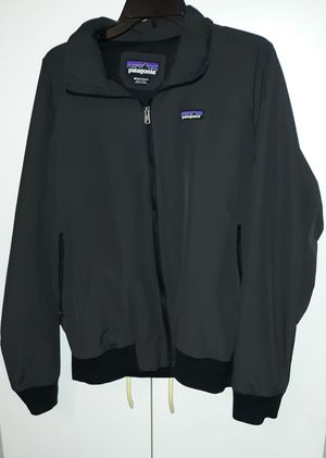 Men's Patagonia zip up jacket size medium for Sale in Anaheim, CA