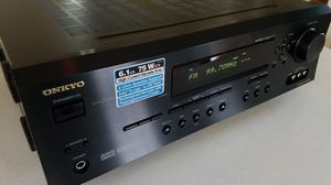 ONKYO TX-SR502 6.1 Channel Home Theater Receiver for Sale in Columbus, OH