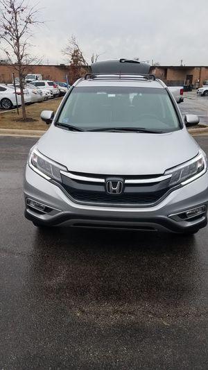2016 Honda CRV EX-L for Sale in Ontarioville, IL