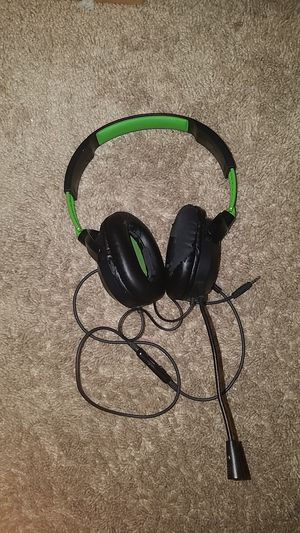 Xbox gaming headphones for Sale in Riverview, FL