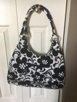 Brand new Vera Bradley floral large reversible hobo bag ! for Sale in Sewickley, PA