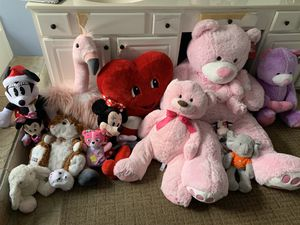 14 kids teddy bear toys for kids for Sale in Roswell, GA