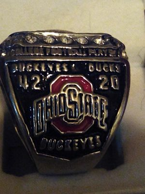 The Ohio State Buckeyes Championship Ring for Sale in BRECKNRDG HLS, MO