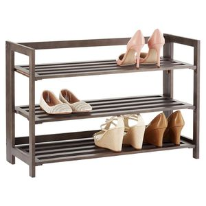 3 Tier Wooden Shoe Rack for Sale in New York, NY