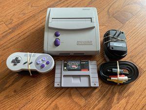 Super Nintendo Jr (SNES) (SNS-101) for Sale in Morton Grove, IL