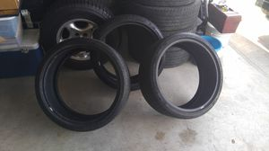 These are the rims in the tires came off of my Nissan Altima 2012 that are for sale good condition somewhere for $500 for Sale in Dallas, TX