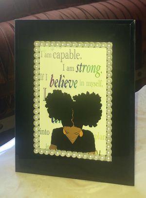 Framed Inspiration ON SALE for Sale in Detroit, MI