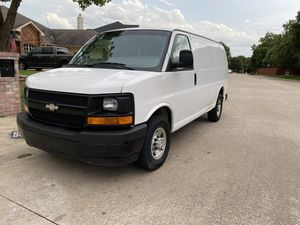 2016 Chevy Express 2500 Cargo Van for Sale in Dallas, TX