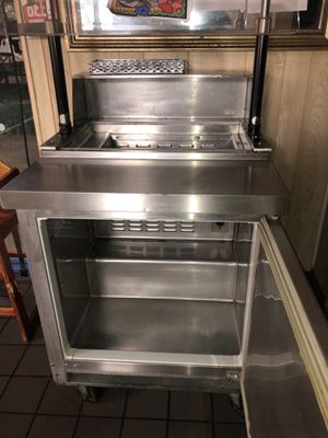 Salad/salsa Bar for restaurant for Sale in Richmond, CA