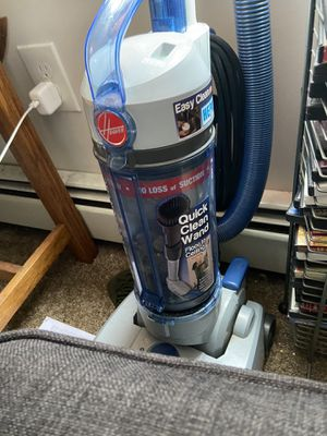 Hoover vacuum for Sale in New Bedford, MA