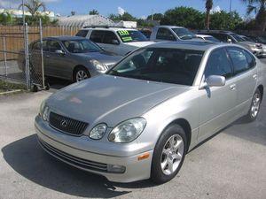 2002 Lexus GS 300 for Sale in Pompano Beach, FL