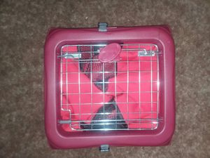Portable dog or cat kennel,also foldable for easy storage for Sale in Lowell, MA