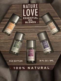 Nature Love Essential Oil Blends for Sale in Fairmont,  WV