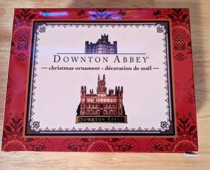Downton Abbey Highclere Castle Christmas ornament BRAND NEW for Sale in Maplewood, MO