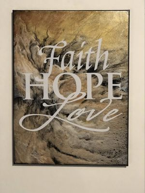 Faith Hope and Love - Wolffang's studio for Sale in Fort Worth, TX