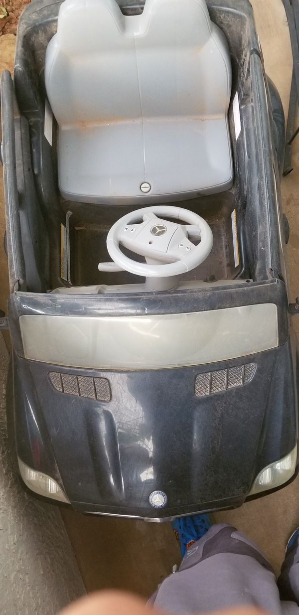 Mercedes-Benz- kid's toy