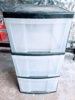 Plastic drawers for Sale in Mansfield,  TX