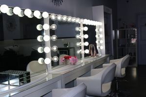 Brand New Impressions Vanity lighted Mirror Christmas sale (mirror only) for Sale in Lakewood, CO