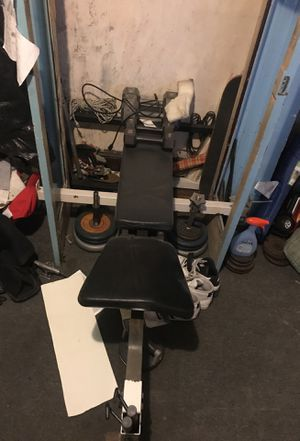 Weight bench for Sale in Philadelphia, PA
